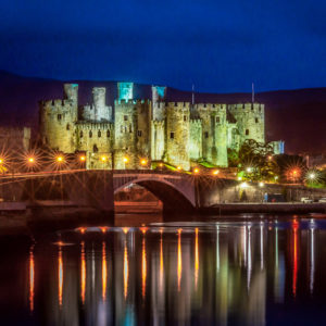 thumbnail image link to Conwy image slideshow